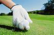 高尔夫运动0094,高尔夫运动,运动,手套 拿球 捡球