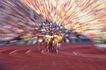 竞技比赛0178,竞技比赛,运动,独特视角 放射状视觉 富有动感