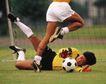 球类运动0093,球类运动,运动,射门 守门员 球门