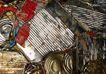 环保措施0053,环保措施,工业,废品 铜 铁