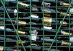 环保措施0054,环保措施,工业,酒瓶 收集站 栅栏