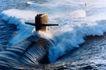 深海船舶0060,深海船舶,工业,浪花 白浪 水面