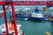 深海船舶0072,深海船舶,工业,临海 货运 码头
