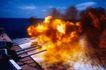 深海船舶0073,深海船舶,工业,硝烟 迷蔓 火炮