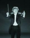 古典音乐0047,古典音乐,艺术,指挥棒 投入指挥着