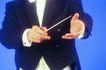 古典音乐0060,古典音乐,艺术,指挥家 指挥棒 手势