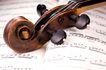 小提琴0059,小提琴,艺术,小提琴 曲谱 琴头