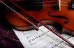小提琴0071,小提琴,艺术,琴弓 放下 斜靠