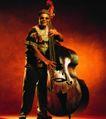 永远的爵士0036,永远的爵士,艺术,大提琴 站着 身高