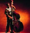 永远的爵士0040,永远的爵士,艺术,大乐器 大提琴 站着
