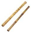 中式乐器0065,中式乐器,艺术,竖笛 笛子 笛声