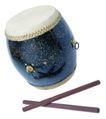 中式乐器0072,中式乐器,艺术,小鼓 打击 伴奏