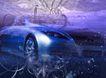 商业与汽车0017,商业与汽车,电脑合成,朦胧 概念 车型
