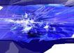 3D图形0007,3D图形,电脑合成,轻薄 深蓝 丝绒
