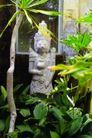 巴黎岛温泉0135,巴黎岛温泉,休闲保健,巴厘岛塑像