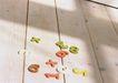 快乐家庭0177,快乐家庭,家庭情侣,木地板 光影 数字玩具