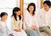 快乐家庭0197,快乐家庭,家庭情侣,一家四口 姐妹 其乐融融