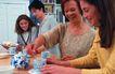 家庭和睦0122,家庭和睦,家庭情侣,女性 餐厅 餐桌 加料 和睦家庭