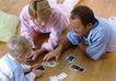 家庭和睦0148,家庭和睦,家庭情侣,玩牌