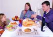 全家福0022,全家福,家庭情侣,全家 用餐 温馨