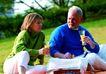全家福0052,全家福,家庭情侣,老年时光 野餐 喝果汁