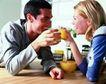 两人世界0096,两人世界,家庭情侣,厨房 饮料 橙汁