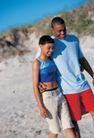 情侣生活0076,情侣生活,家庭情侣,抱腰 漫步 沙滩