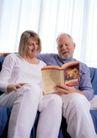 情侣生活0080,情侣生活,家庭情侣,老年 阅读 书本