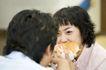 东方恋人0220,东方恋人,家庭情侣,吃汉堡