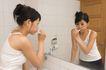 东方恋人0250,东方恋人,家庭情侣,刷牙 镜子 洗漱