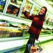 购物场景0052,购物场景,生活方式,超市 购物 大量商品