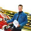 购物场景0065,购物场景,生活方式,水果 购物 超市