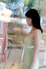 女性购物0029,女性购物,生活方式,选购 玻璃 项链
