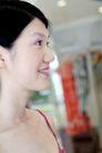 女性购物0032,女性购物,生活方式,微笑 商店 吊带