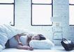 快乐早餐0048,快乐早餐,生活方式,睡觉 黑色皮包 暖和的被窝