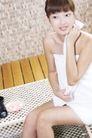 居家闲情0026,居家闲情,生活方式,洗浴 女性 在浴室
