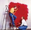 劳动创造0015,劳动创造,生活方式,替换 涂改 铁架子 红漆 认真