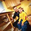 劳动创造0026,劳动创造,生活方式,长辈 小孩 家具