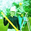 劳动创造0032,劳动创造,生活方式,工人 头盔 安全帽