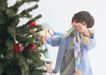 儿童圣诞0176,儿童圣诞,儿童教育,儿童圣诞 自制彩带 红色灯泡