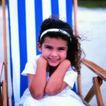 今日儿童0053,今日儿童,儿童教育,儿童 沙滩椅 卷发