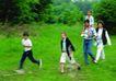 今日儿童0071,今日儿童,儿童教育,郊游 奔跑 草地