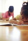 童趣0008,童趣,儿童教育,写字 家庭作业 家教 学校 上课