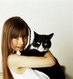 童趣0014,童趣,儿童教育,黑猫 宠物 家养 保护 人类朋友