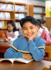 小学教育0046,小学教育,儿童教育,阅览室