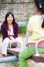 儿童玩耍0025,儿童玩耍,儿童教育,跷跷板 妈妈 孩子