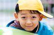 儿童玩耍0045,儿童玩耍,儿童教育,黄色的帽子