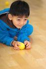 儿童玩耍0068,儿童玩耍,儿童教育,小孩 调皮 地板