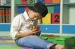 学前教育0015,学前教育,儿童教育,数字 塑料 个性 木制书架 玩具