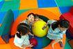 儿童启蒙0029,儿童启蒙,儿童教育,球体 玩耍 游戏